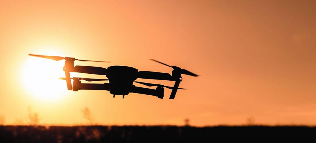 Droonitööstuse väärtus on hinnanguliselt 2040. aastal kokku 1,5 dollarit