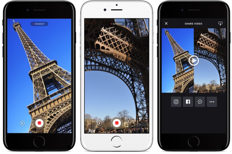 Duomov: salvestage erinevad vaatenurgad ja tehke ekraaniga sõpradele jagatud video