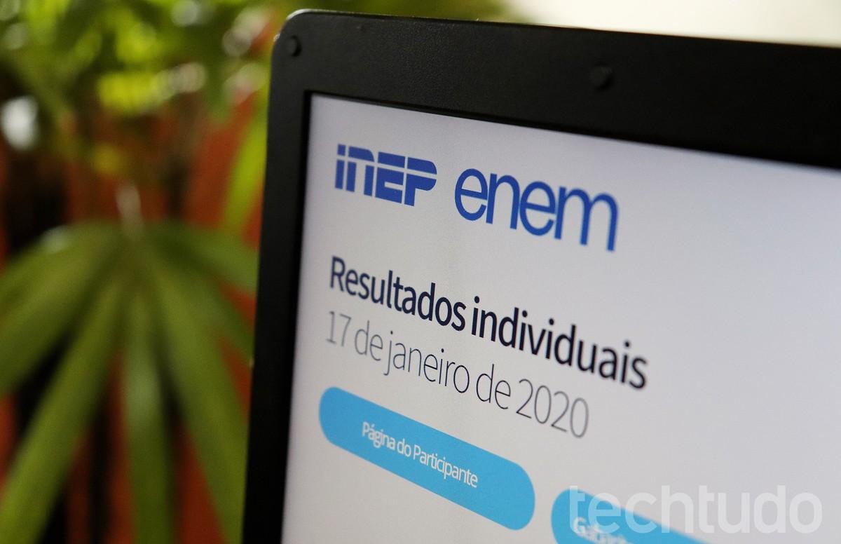 ENEM 2019: kuidas näha testi tulemusi ja hindeid   Haridus