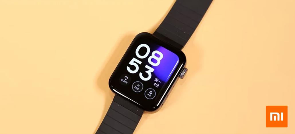 Esimene Xiaomi Mi Watchi püsivara värskendus toetab iOS-i