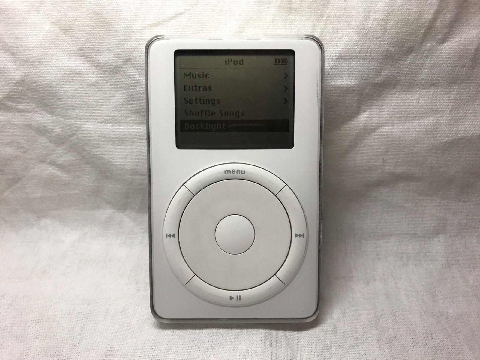 Esimese põlvkonna iPodi prototüüp ilmus eBays; omanik soovib toote eest 99 995 dollarit triviaalseid esemeid
