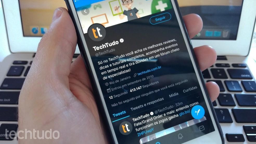 Twitter kustutab passiivsed kontod; mõista fotosid: Helito Beggiora / TechTudo