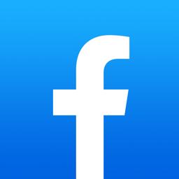 Facebooki rakenduse ikoon