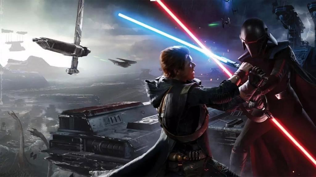 Oma seikluse üleelamiseks peate oma Jedi Langenud Ordu arukalt jõudu kasutama