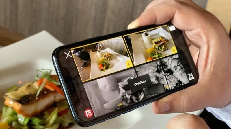 Uuel iPhone 11-l on mõlema tagakaameraga võimalik kasutada mitme salvestuse funktsiooni