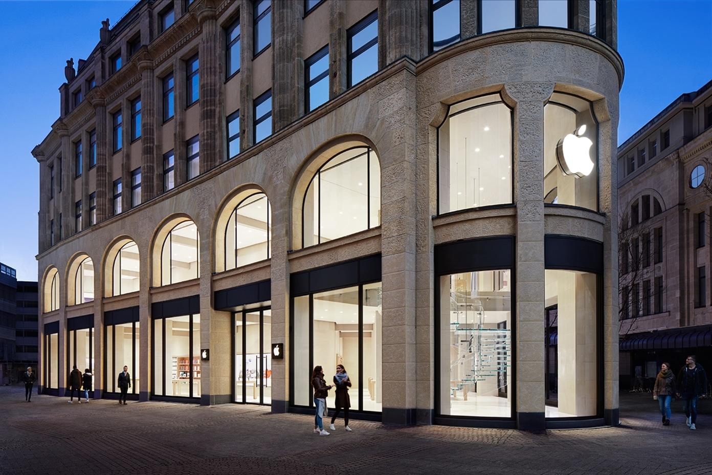 Apple Schildergasse di Jerman