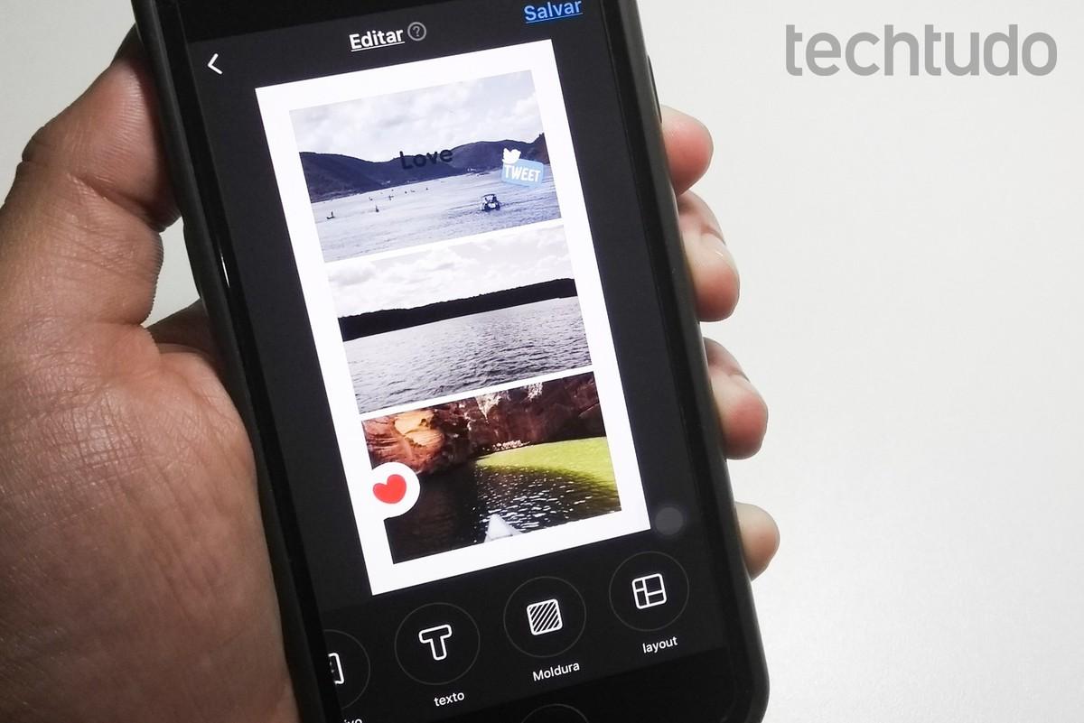 Fotokollaaži rakendus: saate teada, kuidas POTO rakendust kasutada Kirjastus