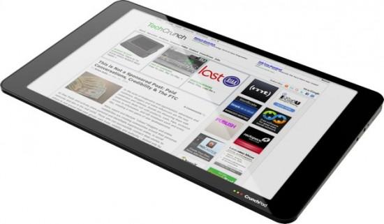 TechCrunch CrunchPad