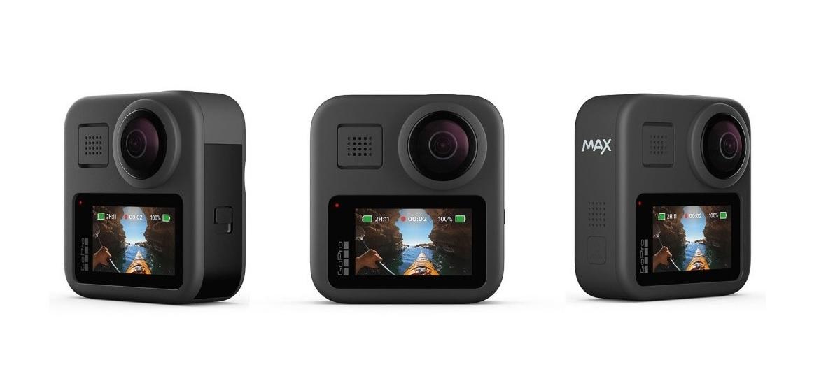 GoPro MAX saab värskendusi nagu timelapse ja 360 videot kiirusega 3K kiirusega 60 kaadrit sekundis