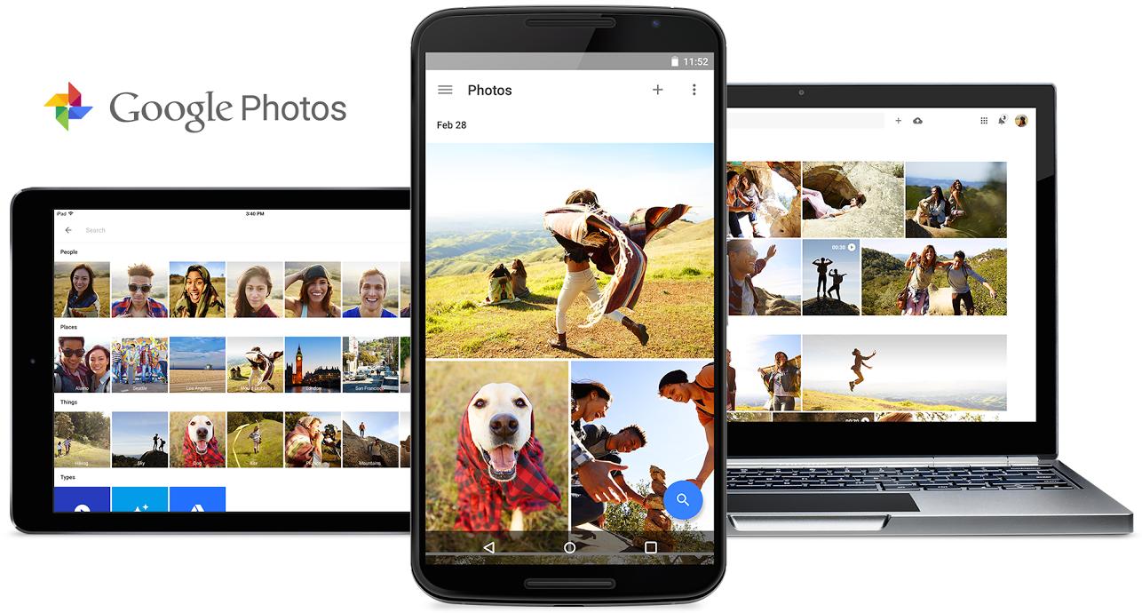 Google Photos kiirendab video jagamist, saates madala eraldusvõimega koopiaid
