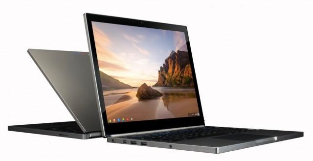 Google kuulutas välja puutetundliku ekraaniga ja kõrgeima eraldusvõimega Chromebook Pixeli