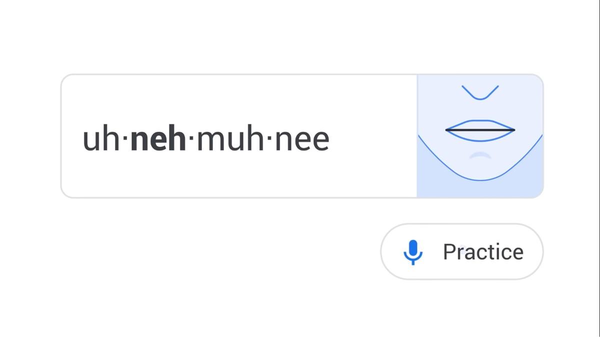 Google'i otsing aitab teil õppida inglise keelt ja parandab hääldust Käivitajad ja otsijad