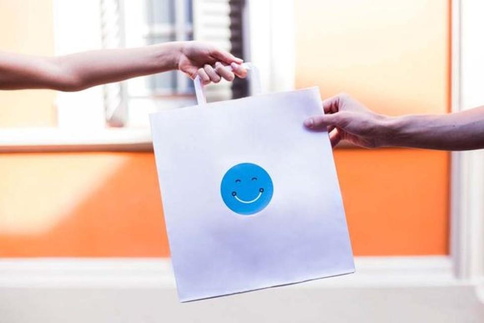 Grabr usaldusväärne? Vaadake, kuidas rakendust välismaale sisseoste teha Foto: Divulgao / Grabr