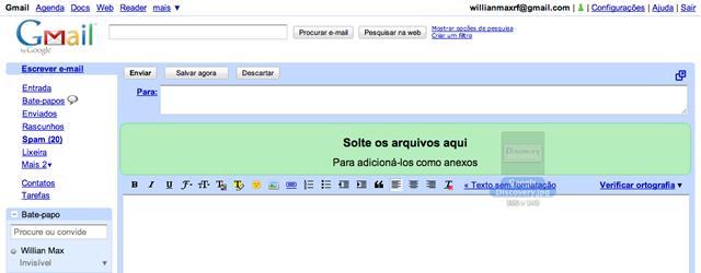 HTML5 Gmaili funktsioon on nüüd saadaval Safaris