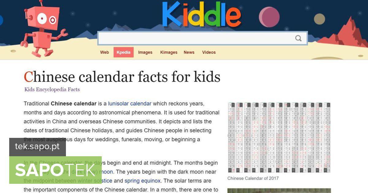Hiina lastele mõeldud faktide kalender (kuid mitte ainult) õppimiseks - sait täna