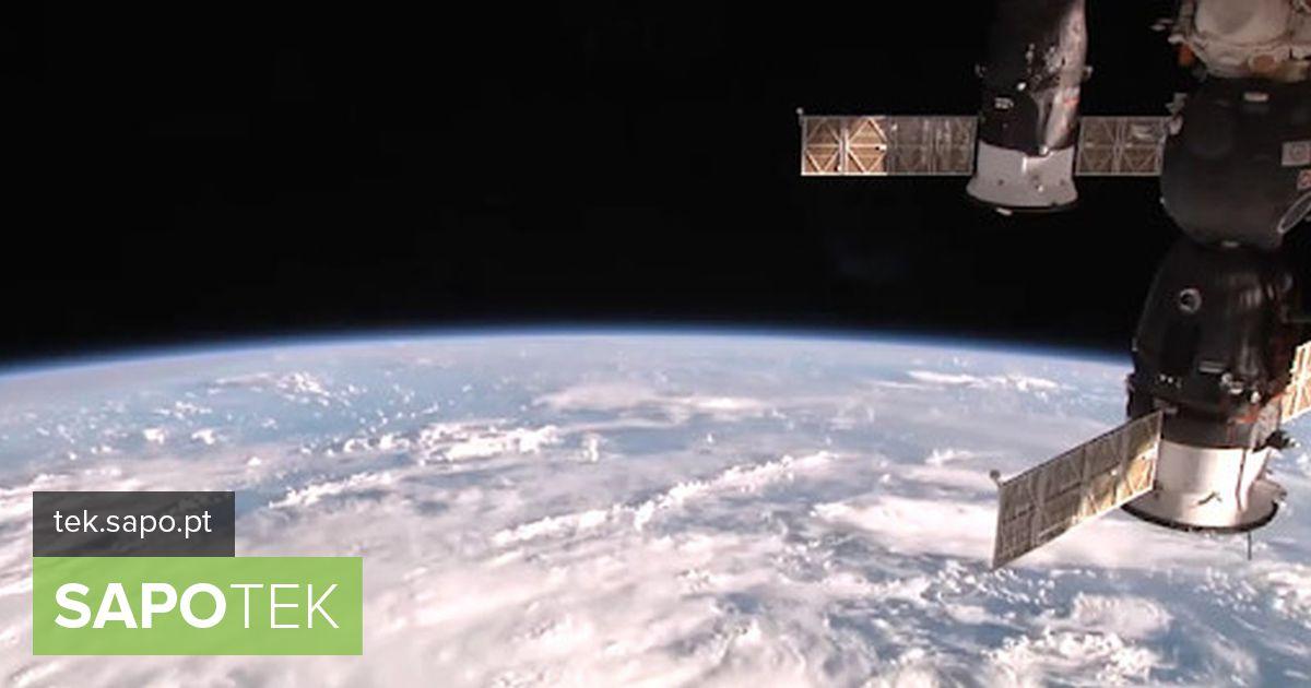 Hoidke end rahvusvahelise kosmosejaamas toimuvaga kursis rakenduse - Androidi kaudu