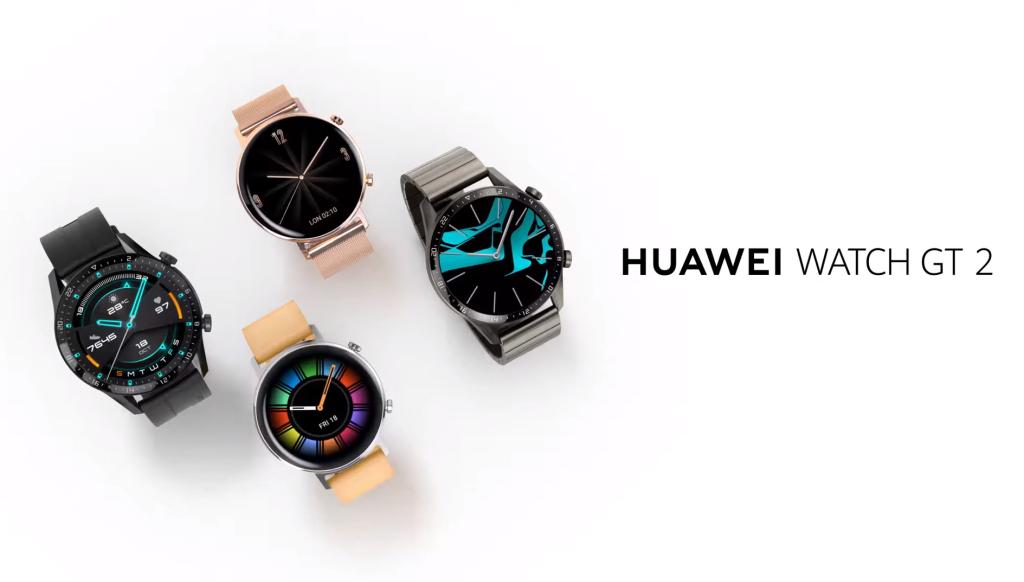 Huawei uus GT 2 Watch esitleb kahte erinevat suurust ja stiili