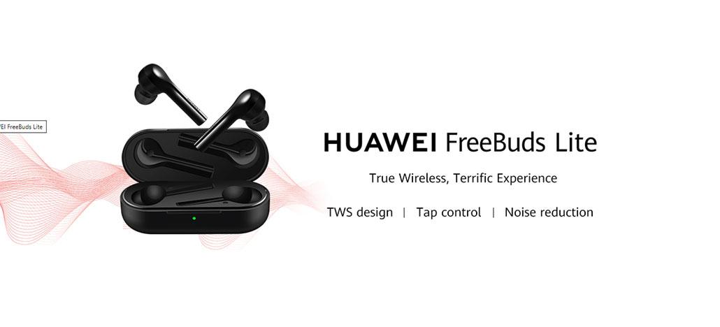 Huawei lana FreeBuds Lite juhtmevabad kõrvaklapid Brasiilias hinnaga 799 R $