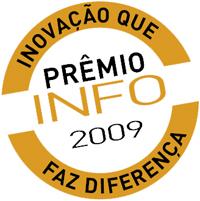 Segel Penghargaan INFO 2009