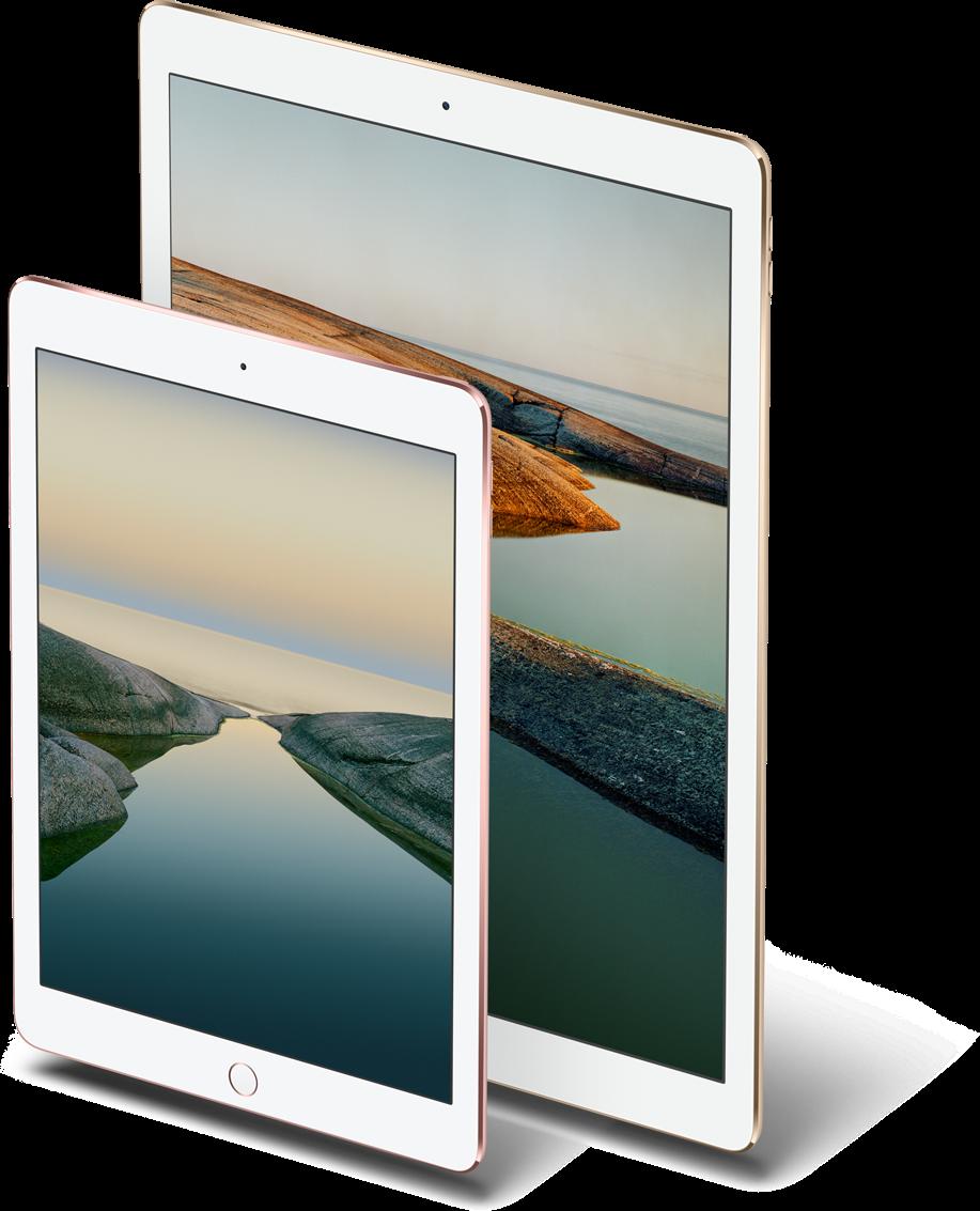 IOS 10.3-kood näitab, et tulevaste iPadide ekraanide värskendussagedus võib olla suurem