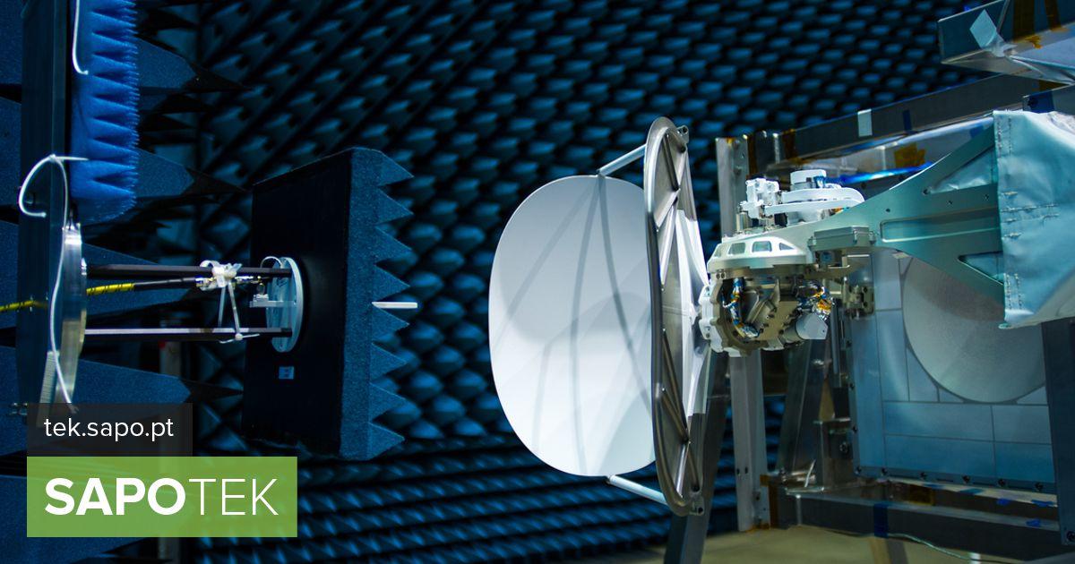 ISSi labor võtab vastu uue satelliidi, et hõlbustada suhtlemist Earth-Science'iga