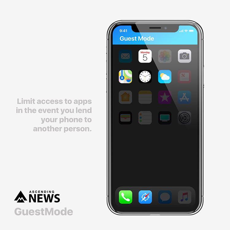 """Idee tuua iOS 12-sse häid ideesid, näiteks """"Külalisrežiim"""", teatiste rühmitamine ja palju muud"""