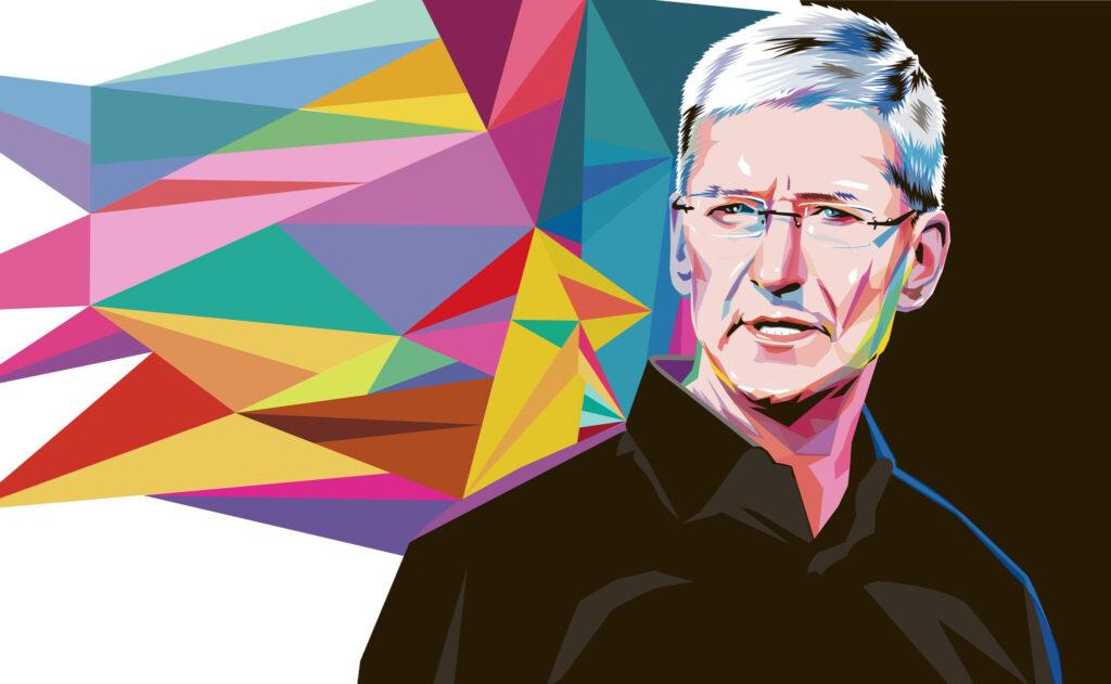 Iga-aastasel kohtumisel Apple'i aktsionäridega rõhutas Tim Cook veel kord Maci olulisust