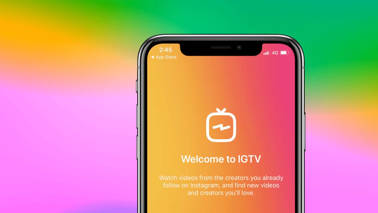 Instagram võib vabastada sisuloojate IGTV monetiseerimise