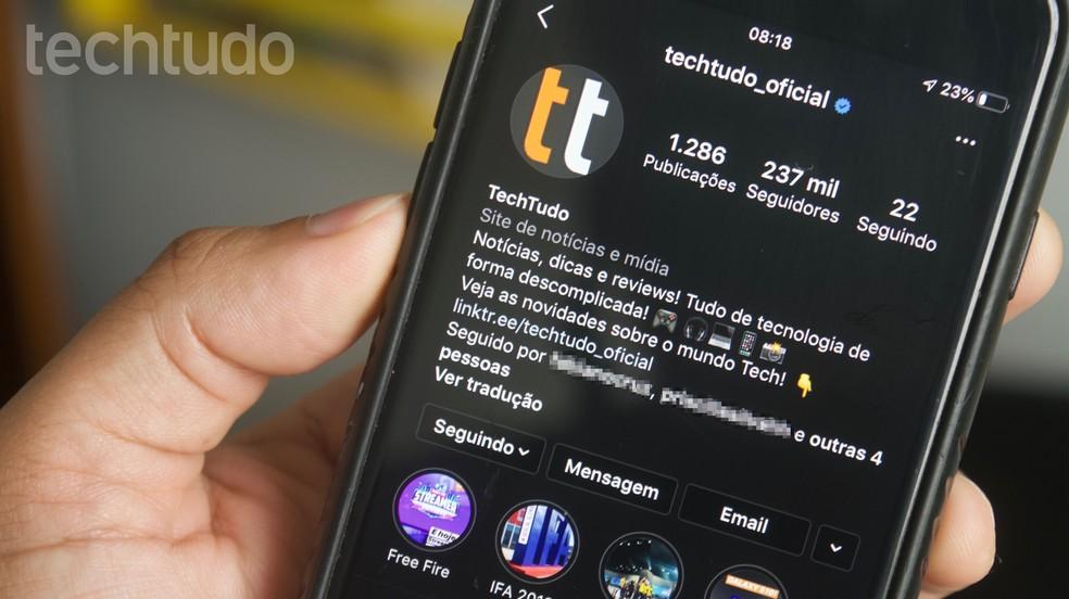 Instagramit polnud kümme aastat tagasi olemas: rakendus ilmus oktoobris 2010 Foto: Marvin Costa / TechTudo