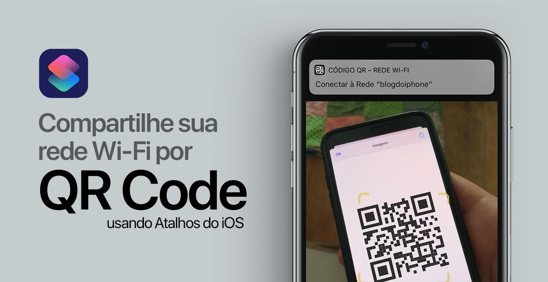 Wi-Fi dengan Kode QR