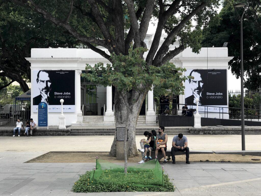 """Külastasime näitust """"Steve Jobs: Visiooniline""""; tea, mida temalt oodatakse"""