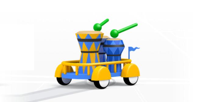 Karneval: Google Maps võitis elektrikolmiku
