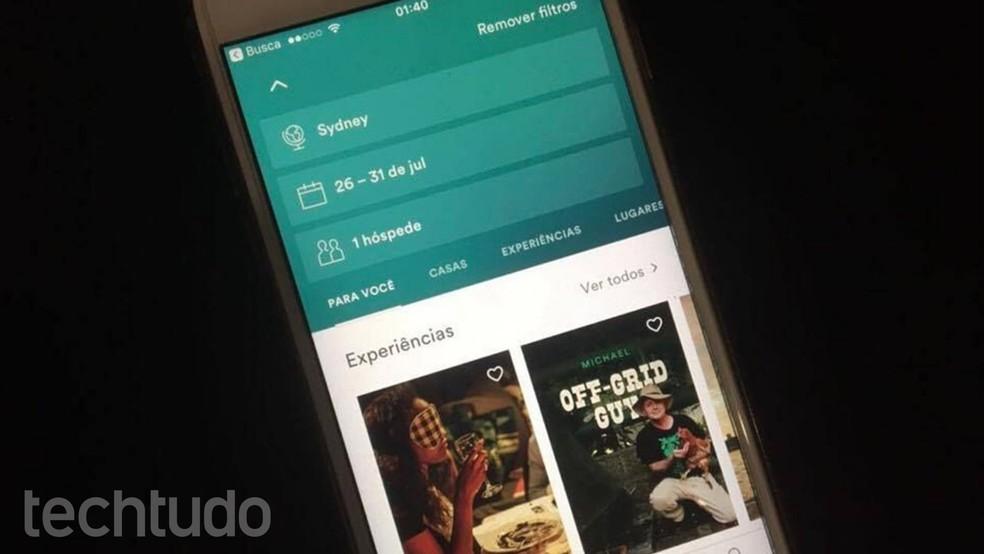 Vaadake näpunäiteid enese kaitsmiseks Airbnb fotopettuste eest: Karen Malek / TechTudo
