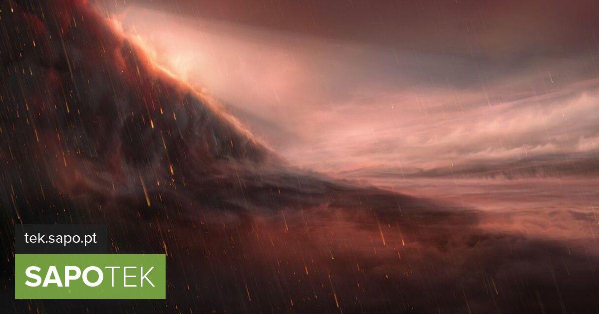 Kas mingeid ekstrasolaarseid planeete on omapära? Pärastlõunal raudne vihm - teadus