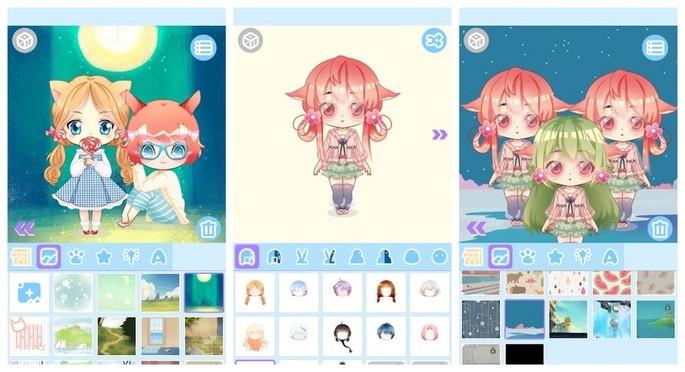 Looge avatarinukud nukuga Doll Maker