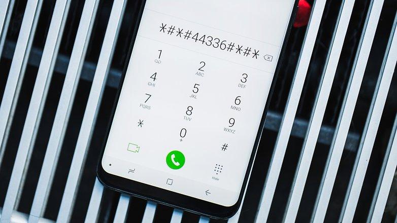 AndroidPIT-i salakood ussd 9194