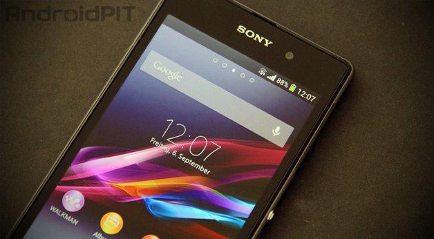 Kasutusnõuanded seadmele Sony Xperia Z1