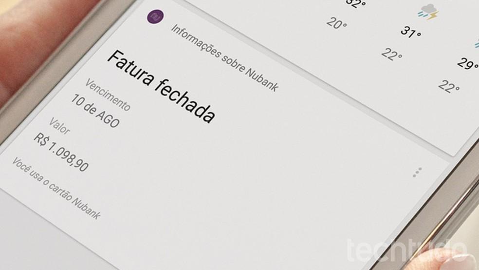 """Nubank soovitab oma """"lilla"""" krediitkaardiga arveid mitte maksta Foto: Barbara Mannara / TechTudo"""