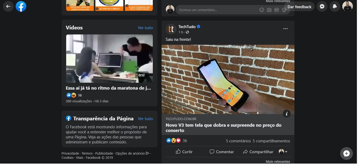 Kuidas kasutada Facebooki pimedat režiimi arvutis | Sotsiaalmeedia