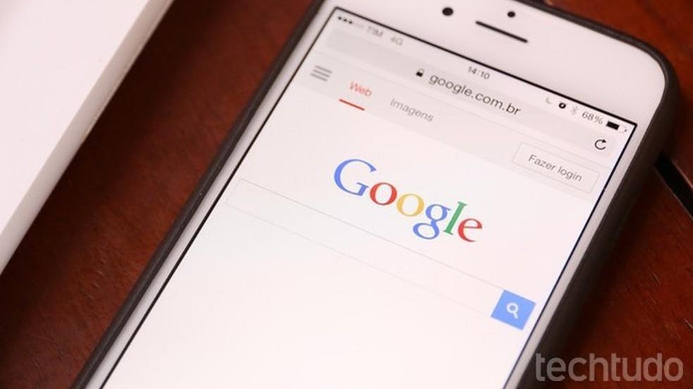 Kuidas teada saada tänapäevaseid populaarsemaid teemasid teenuses Google Photos: Foto: TechTudo