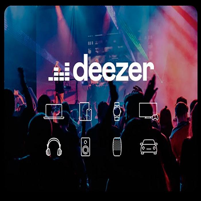 Kuidas ma näen Deezeri laulusõnu?