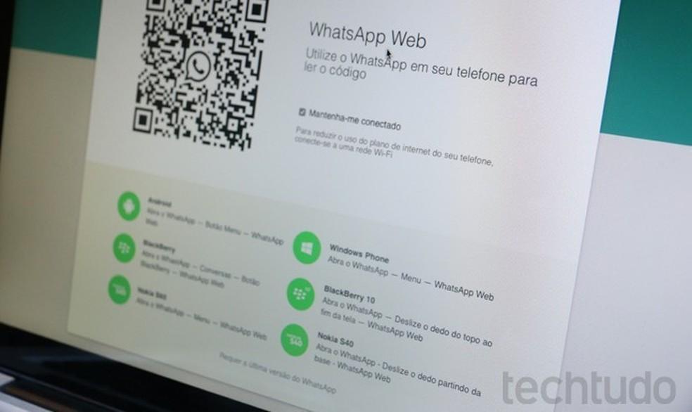WhatsApp Business Web saab vestlusfiltreid klassifitseerida rühmade, lugemata sõnumite või leviedastuste alusel. Foto: Lucas Mendes / TechTudo