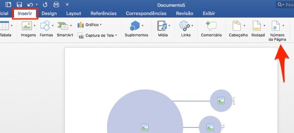Millal alustada tööriista lehtede dokumenteerimiseks Microsoft Wordis Photo: Reproduo / Marvin Costa