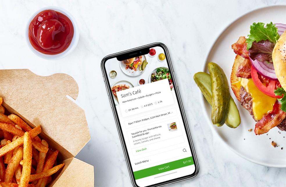 Siit saate teada erinevaid võimalusi allahindluse saamiseks rakenduses Uber Eats Photo: Divulgao / Uber Eats