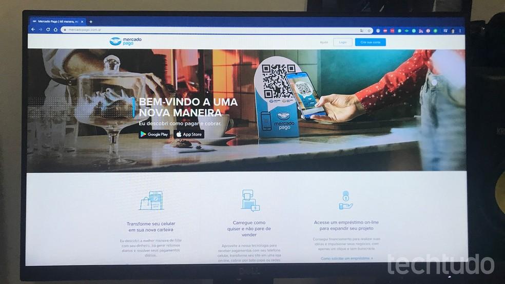 Õpetus näitab, kuidas lubada TED-i saatmine Mercado Pago kontole Foto: Marvin Costa / TechTudo