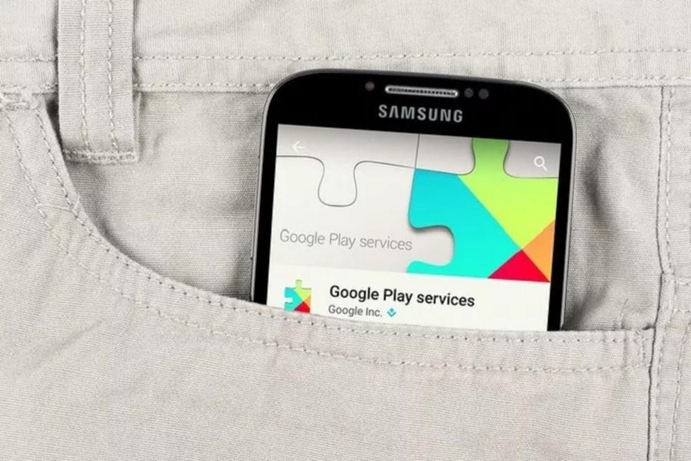 Google Play teenuste vana versioon? Siit saate teada, kuidas alla laadida värskendatud rakenduste väljaanne Fotod: Divulgao / Google