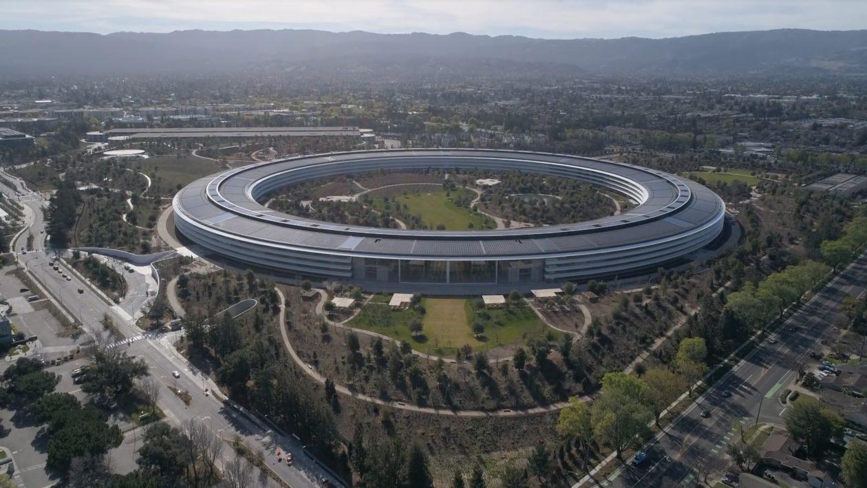 Lühidalt: video näitab, kuidas see Apple Parkis töötab