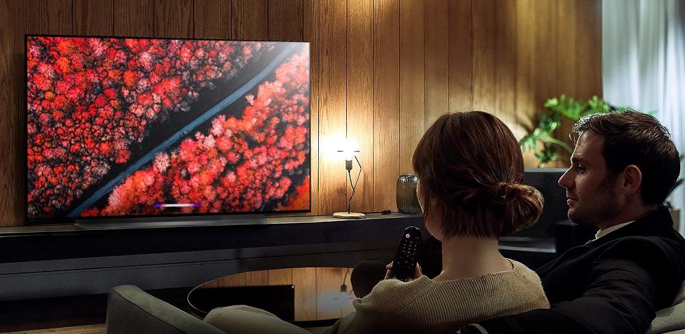 LG OLED C9, kõige nutikam 4K nutiteleviisor turul