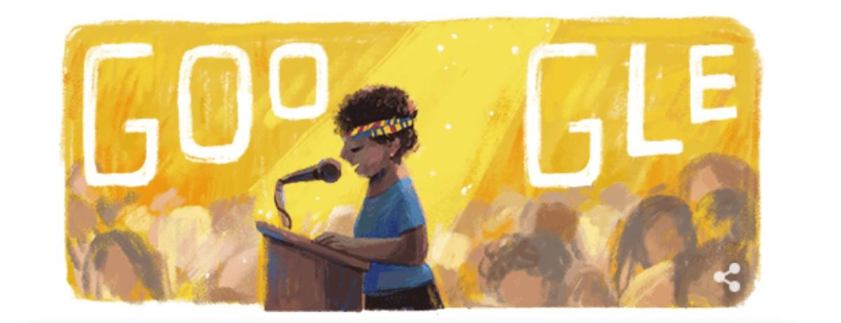 Llia Gonzalez võitis mälestusmärgi oma 85. sünnipäeval Internet