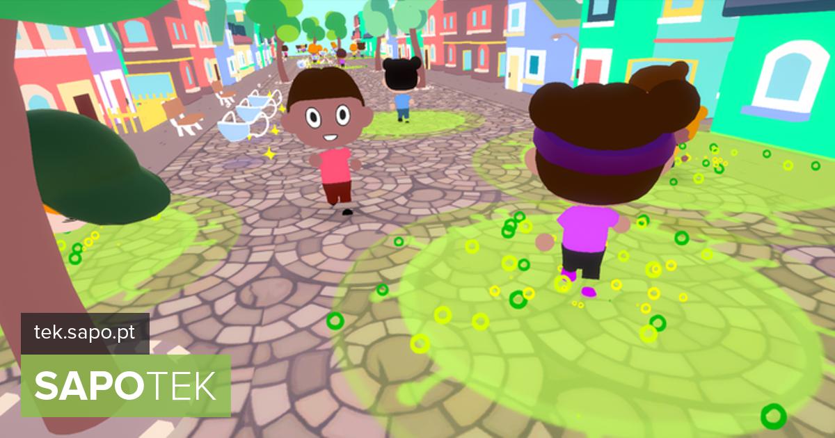 Mängige seda, mida õpitakse: on mänge, mis aitavad noorematel lastel tunda sotsiaalset distantsi - saiti omal ajal